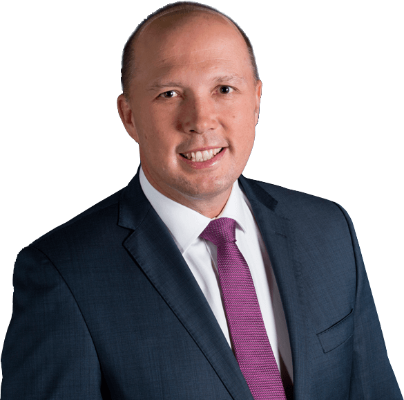 Peter Dutton MP